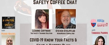 Women in Safety #14 - COVID-19 Know Your Facts & Have a Safety Plan
