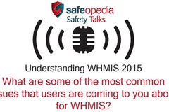 Video Q&A - What are some of the most common issues users are coming to you for WHMIS?
