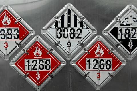 Transportation of Dangerous Goods by Ground - Limited Quantities Exemption 1.17