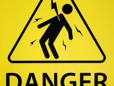 Safety Moment: Electric Shock