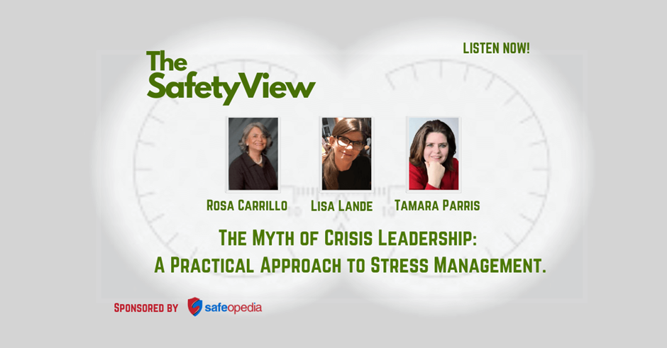 Safety View: The Myth of Crisis Leadership