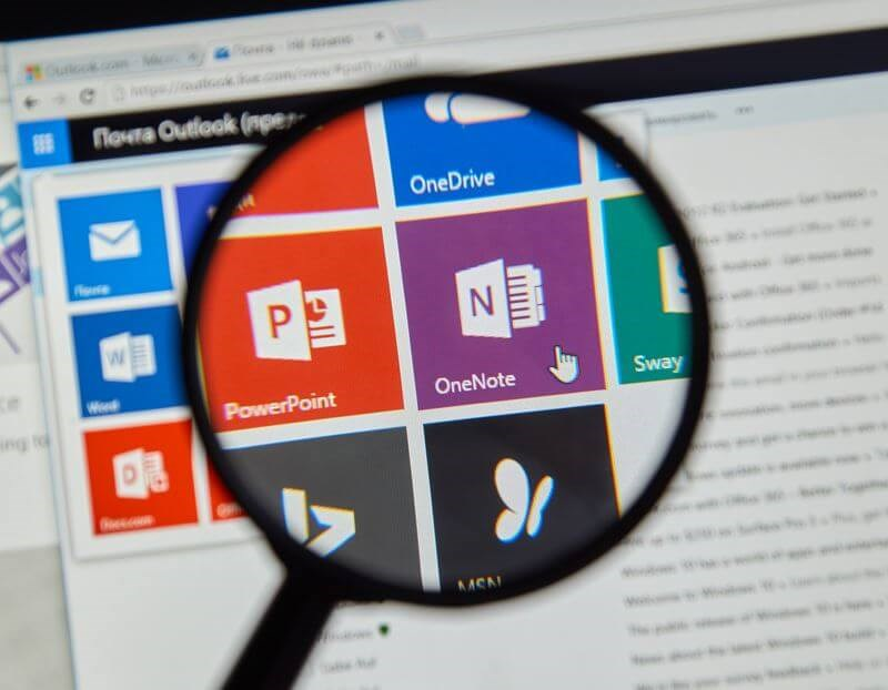 Blue-chips kick EH-asS with Office 365 and SharePoint