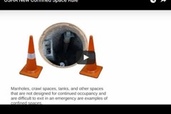 OSHA New Confined Space Rule