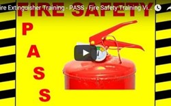 Fire Extinguisher Training - PASS