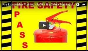 Image for Fire Extinguisher Training - PASS