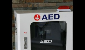 Image for Heart Risks: AEDs and CPR in the Workplace