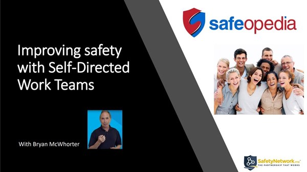 Image for Webinar: How to Improve Safety with Self-Directed Work Teams