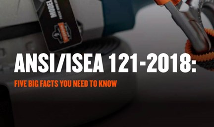 5 Big Facts to Know About ANSI/ISEA 121-2018