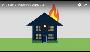 Image for Fire Safety - Have Two Ways Out