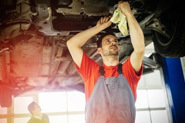 Inspecting automotive lifts