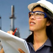 Selecting the Right PPE for Women: Head, Eye, and Ear Protection