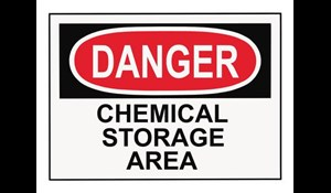Image for Chemical Storage Safety
