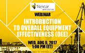 How to safely reduce your equipment downtime using OEE