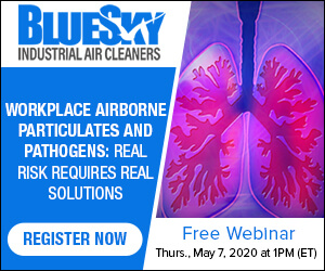 Workplace Airborne Particulates and Pathogens: Real Risk Requires Real Solutions