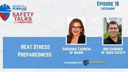 Safety Talks #18 - Heat Stress Preparedness
