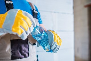 What are some good ways to replenish electrolytes at work?
