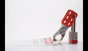 Image for What is Lockout Tagout?