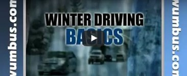 The 1-2-3s of Winter Driving Safety Video