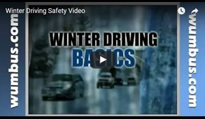 Image for The 1-2-3s of Winter Driving Safety Video