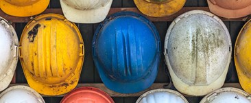 Choosing the right head protection PPE