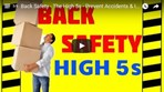 Back Safety - The High 5s