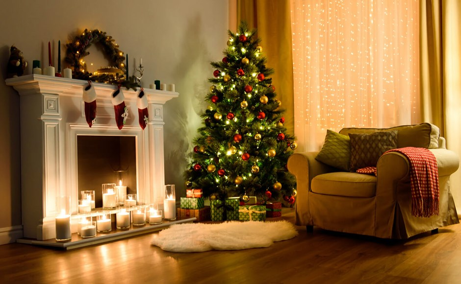 Holiday Hazards: Fire, Lights, and Christmas Trees