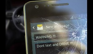 Image for Texting and Driving