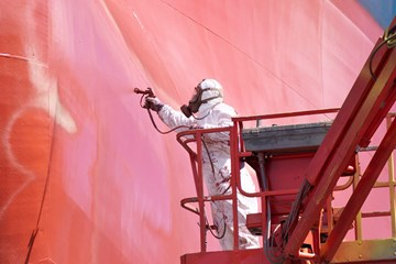 Spray Painting? Keep Yourself Protected