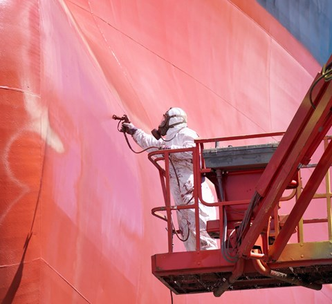 Spray painting is efficient but comes with its share of risks. Find out what they are and how you can stay safe.