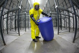 How to select chemical-resistant clothing