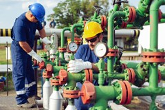 Chemical plant LOTO procedures