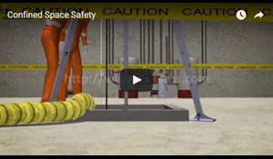 Image for Confined Space Safety Video