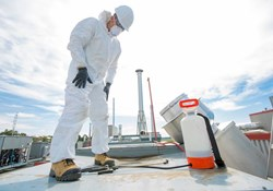 What is the difference between single use, limited use, and reusable chemical protective garments?