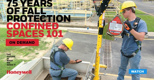 Image for Webinar: Confined Spaces 101: What You Need to Know