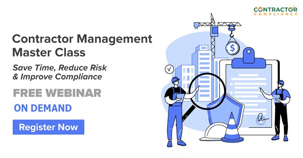 Image for Contractor Management Master Class: Save Time, Reduce Risk & Improve Compliance