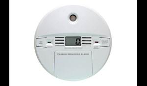 Image for Caution: Carbon Monoxide Kills