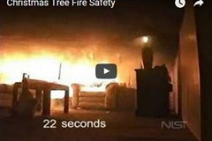 Christmas Tree Fire Safety