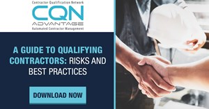 Image for A Guide to Qualifying Contractors: Risks and Best Practices