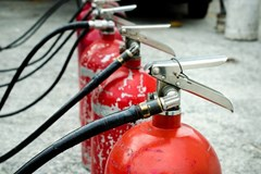 What kind of fire extinguisher is best for your work site?