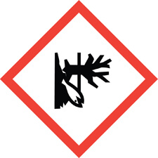 Aquatic Toxicity Safety symbol