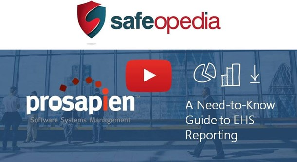 Webinar:  A Need-to-Know Guide to EHS Reporting