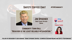 Safety Coffee Chat: Behavior is the Least Reliable Intervention