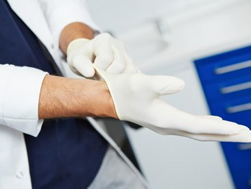 What kinds of jobs should use disposable safety gloves?