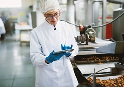 Food production worker