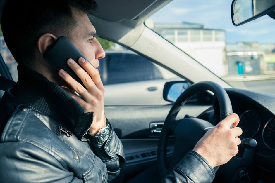 Distracted driving awareness month