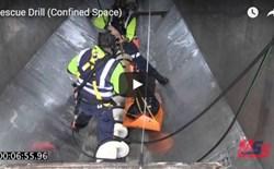 Rescue Drill (Confined Space)