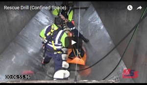 Image for Rescue Drill (Confined Space)