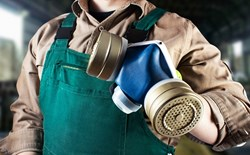 How often should I replace my respirator cartridge/filter?
