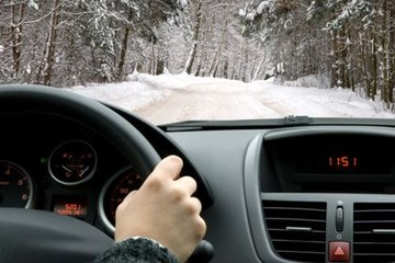 Winter Driving Mode: Kicking Hazards to the Curb