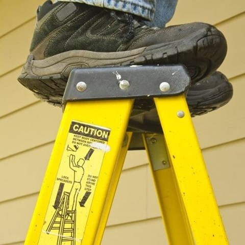 Mose people don't think twice before climbing a ladder, but it can have serious risks. Learn about safe ladder use and what to look for in...